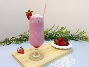 Strawberry Frappe Recipe